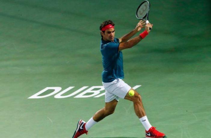 Il tennis di un altro pianeta di Federer e Djokovic a Dubai