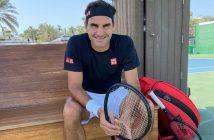 Roger Federer pronto al rientro a Doha