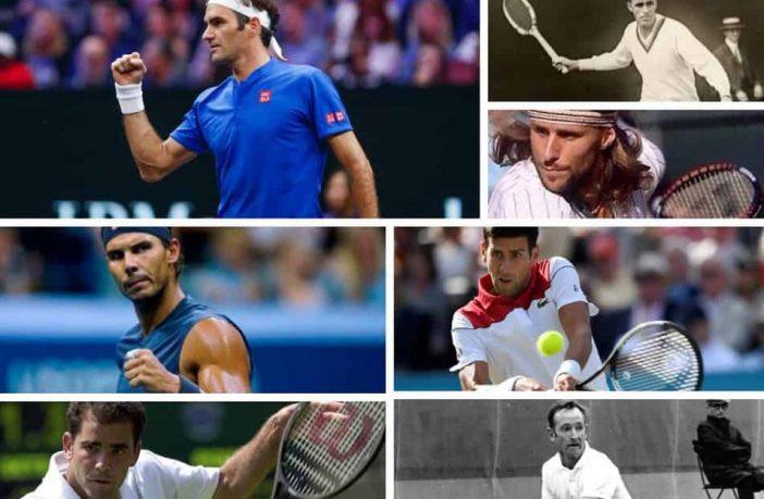 I dieci tennisti che hanno vinto più titoli Atp 500