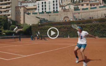 Djokovic si allena con Musetti a Montecarlo