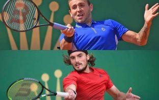 Tsitsipas-Evans, la prima semifinale di Montecarlo 2021