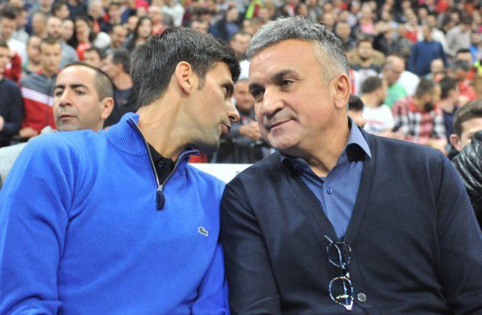 "Srdjan Djokovic su Federer: ""Non è una brava persona"""