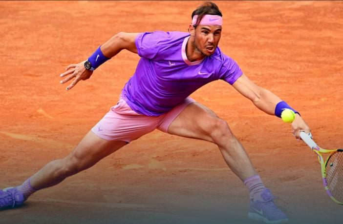 Internazionali d'Italia: ruggito Nadal, eliminato Zverev