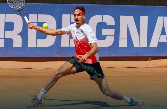 Roland Garros, stop Sonego a sorpresa: passa Harris