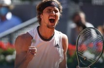 Zverev batte Nadal e centra un record storico