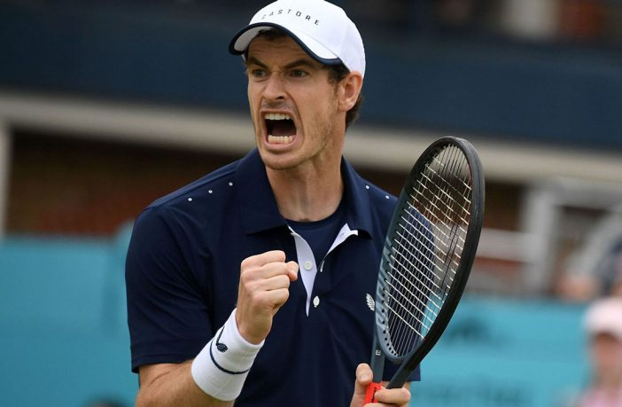 Andy Murray pronto a tornare al Queen's