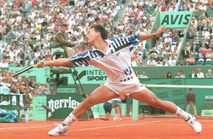 Michael Chang vince il suo primo Roland Garros