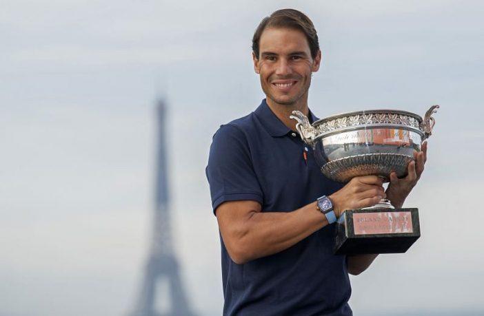 Rafael Nadal avrà una statua al Roland Garros