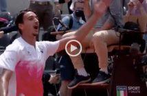 Roma, Sonego elimina Rublev e sfida Djokovic