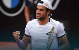 Roland Garros, tutto facile per Berrettini: eliminato Coria