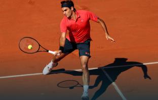 """Federer sui campi del Roland Garros: """"Sono più veloci dei campi in cemento"""""""