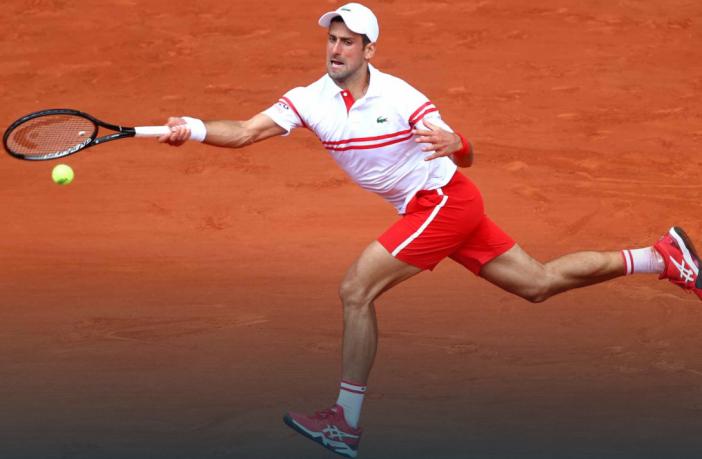 Il nuovo record agli slam di Djokovic
