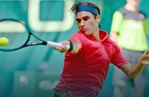Halle, per Federer è buona la prima