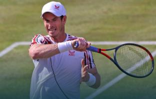 Murray elogia Berrettini al Queen's