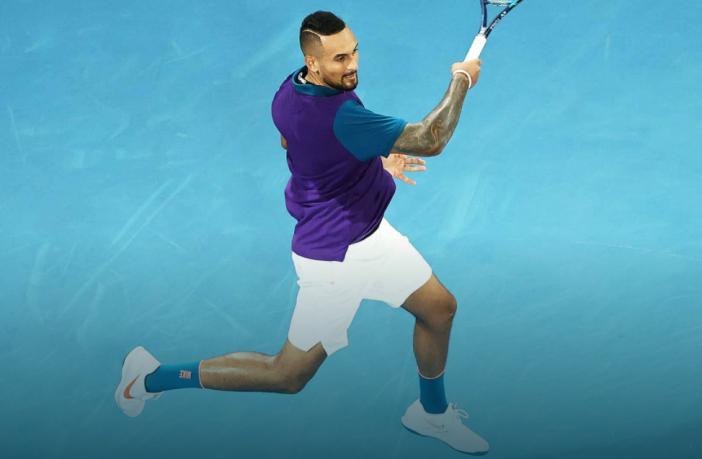 Kyrgios cerca una partner per il doppio misto a Wimbledon su Twitter