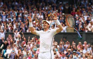 Andy Murray campione per la prima volta a Wimbledon