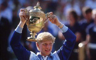 Boris Becker, il più giovane vincitore di sempre a Wimbledon
