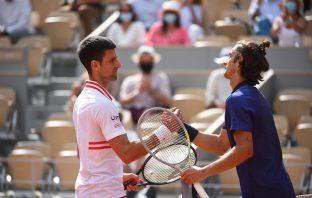 Musetti si ritira contro Djokovic al Roland Garros