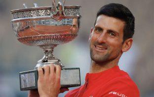 Il ritorno di Djokovic a Belgrado dopo il Roland Garros