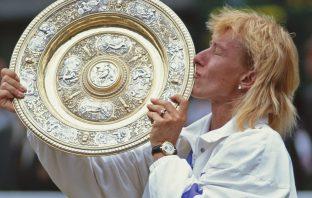 La nona sinfonia di Martina Navratilova a Wimbledon