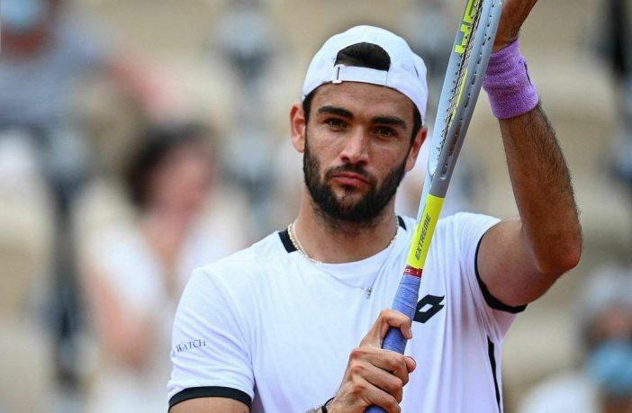 Matteo Berrettini vola al terzo turno a Wimbledon