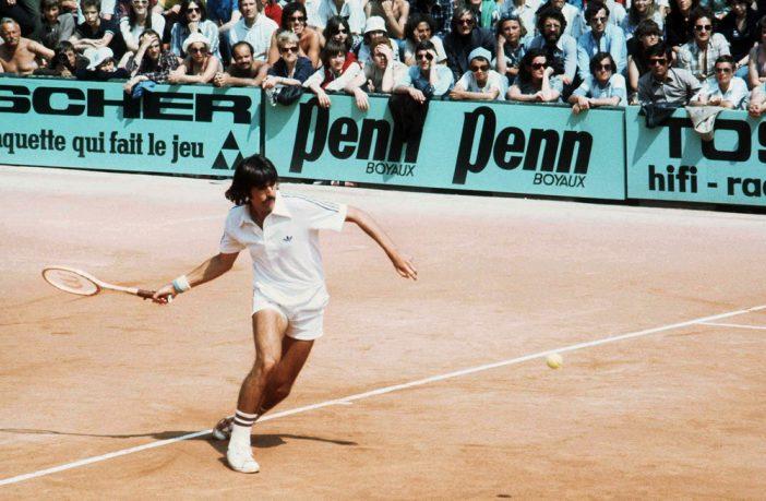 Quando Panatta trionfò al Roland Garros 2021