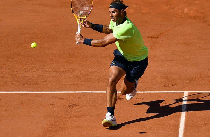 Nadal batte Schwartzman e vola in semifinale al Roland Garros