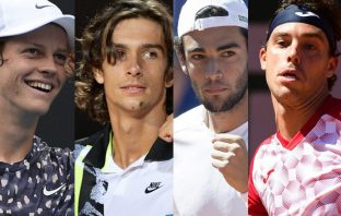 Berrettini, Sinner, Musetti e Cecchinato cercano gli ottavi di finale al Roland Garros
