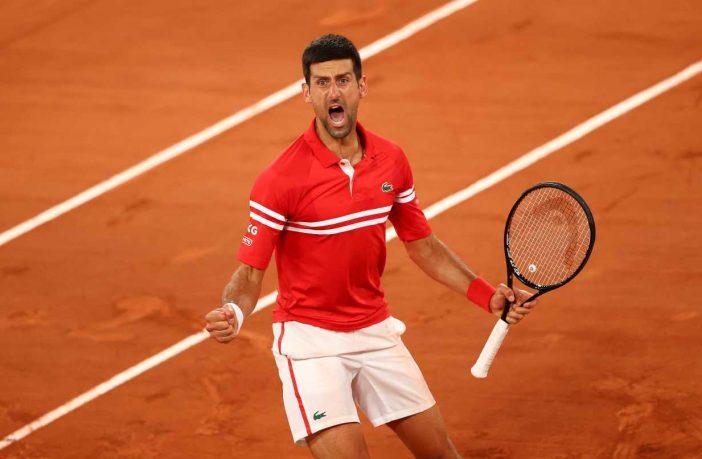 Cosa c'è dietro l'urlo di Djokovic