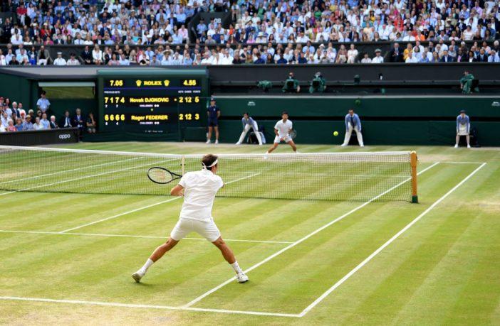 Abbigliamento tutto bianco a Wimbledon, dress code
