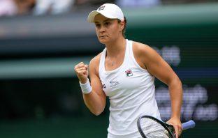 Wimbledon, la Barty riporta l'Australia alla vittoria dopo 41 anni