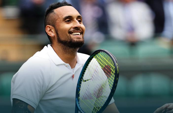 Kyrgios, tra Call of Duty e Wimbledon