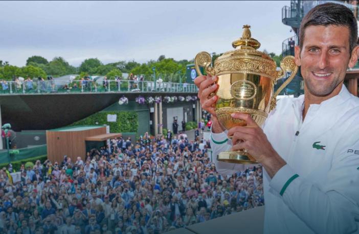Djokovic continua la corsa al GOAT