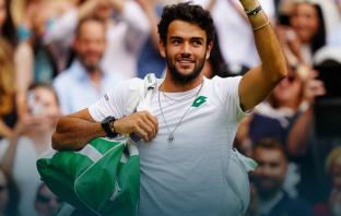 I complimenti di Mouratoglu a Berrettini dopo Wimbledon