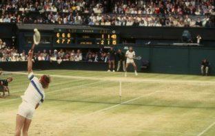 Il tie-break più bello a Wimbledon tra Borg e McEnroe