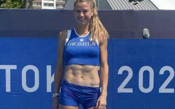 Camila Giorgi al top alle Olimpiadi di Tokyo