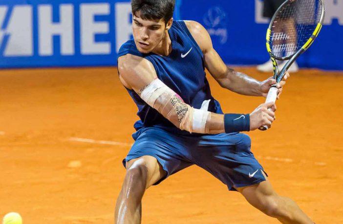 Il trionfo di Carlos Alcaraz a Umago