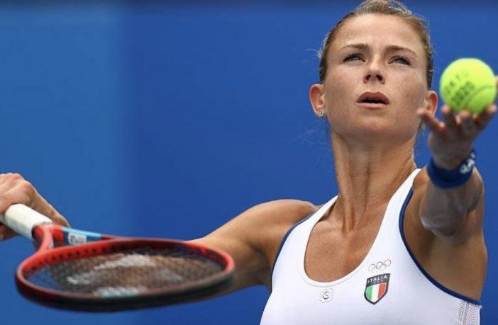 Camila Giorgi batte Pliskova e vola ai quarti alle Olimpiadi