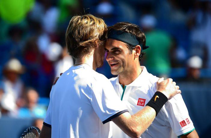 """Rublev su Federer: """"Quello che sta facendo è incredibile"""""""