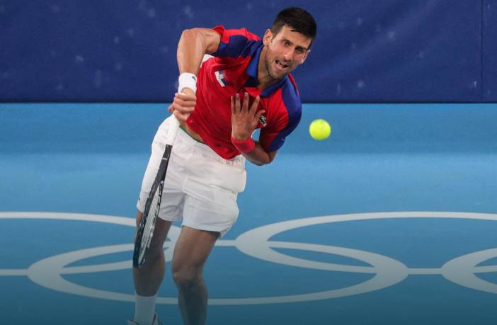 Djokovic ha un obiettivo: Parigi 2024