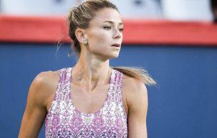 Camila Giorgi sconfitta all'esordio agli US Open