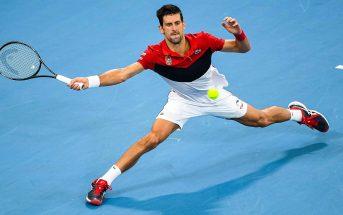 L'allenamento di Djokovic in vista degli US Open (VIDEO)