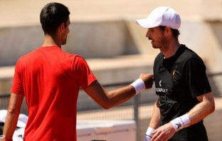 Novak Djokovic e Andy Murray si allenano a New York