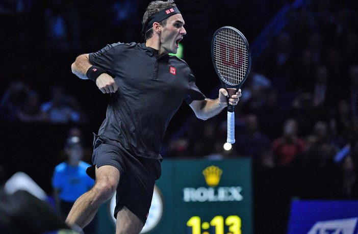 Federer finisce in borsa: le sue scarpe quotate a Wall Street