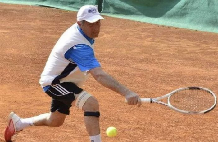Gino Cerri, il numero uno italiano over 75