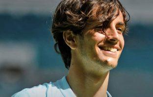 Lorenzo Musetti, buona la prima agli US Open