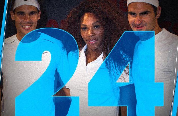 Serena, Federer e Nadal a casa: finisce un'era