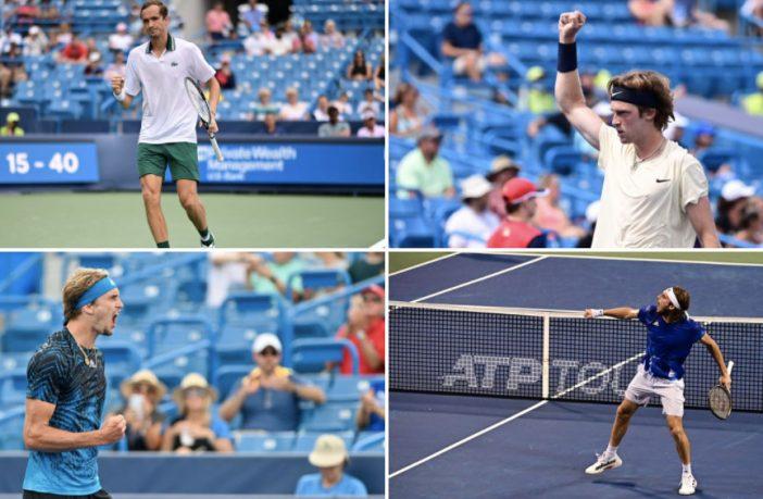 Le semifinali di Cincinnati, il meglio del tennis oggi