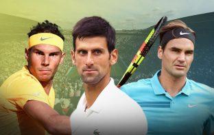 Federer, Nadal e Djokovic: chi è il GOAT dei social?