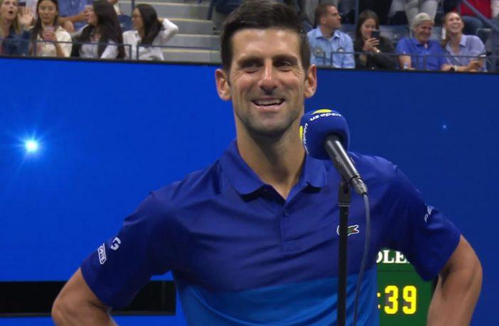 L'epica risposta di Djokovic al tweet di Roddick